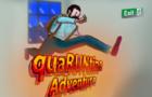QuaRUNtine Adventure