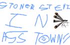 Stoner Stevie in Asstown