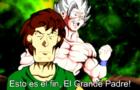 Joe Capo's DRAGON BALL X - GOHAN BLANCO VS EL GRANDE PADRE