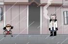 LUFFY VS SMOKER! - OP BATTLES!! (One Piece Fan-Animation)