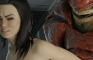 Miranda gets tested by Wrex