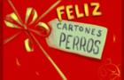 Cartones PERROS Navidad 2020