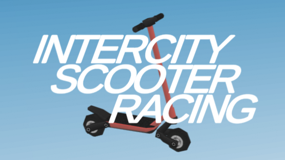 Intercity Scooter Racing
