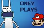 OneyPlays Animated - Did Mario swear???