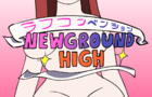 Newgrounds High Visual Novel