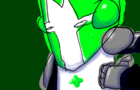 Green knight does a poot