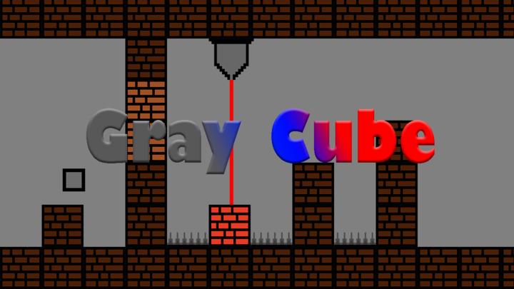 Gray Cube