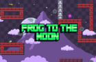 Frog to the moon