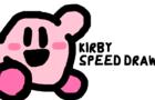 Kirby Speed Draw