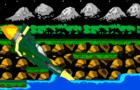 retro games animation