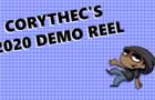 My 2020 Animation Demo Reel!