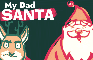 My Dad Santa