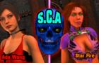 STRIP COMBAT ARENA: Ada Wong VS StarFire