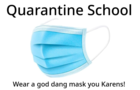 Quarantine School