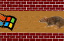 Windows 95 2D Maze Game