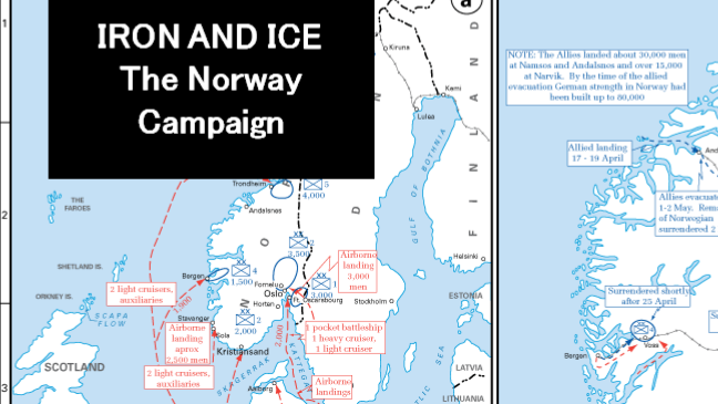 Iron and Ice: The Norway Campaign