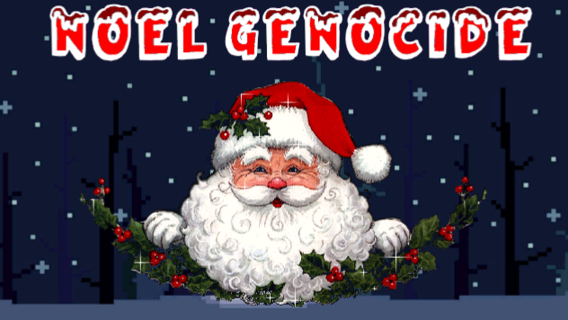 Noël Génocide