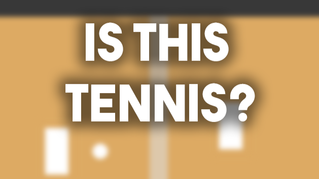 Is This tennis?