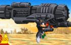 Omega Cannon Fire!!!!!