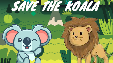 Save the Koala [MOBILE FRIENDLY]