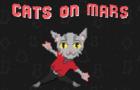 Cats on Mars