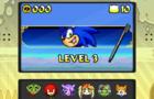 Sonic in Hide n Seek Heros