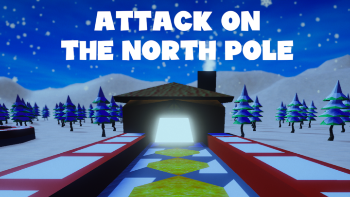 Attack on The North Pole