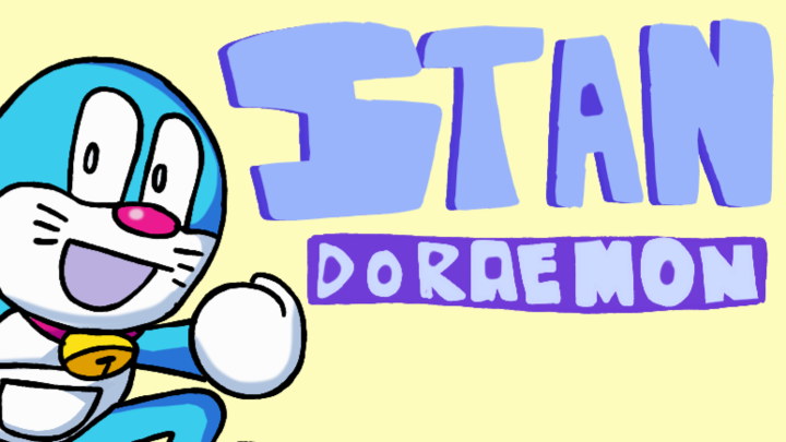The Stan Doraemon Collab