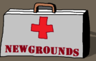 Newgrounds Survival Guide: Volume '21   Anonymous Frog