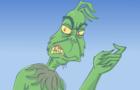 Fun Little Grinch Cartoon