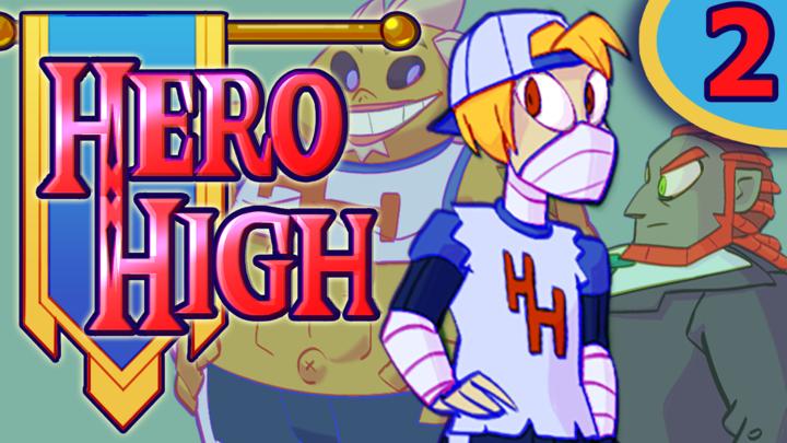 Zelda Hero High (Ep 2) - The Shah