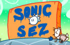 Sonic Says: The SomecallmeJohnny Edition.