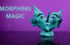 Morphing Magic   Stop Motion Claymation