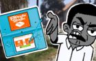 Lamar roasts Franklin but it's animated on a DSi