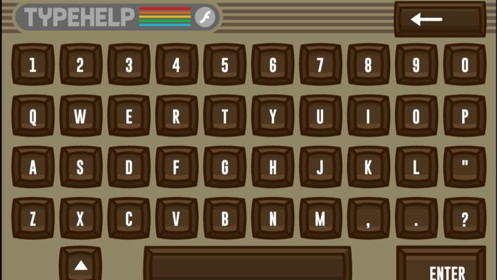 Type Help