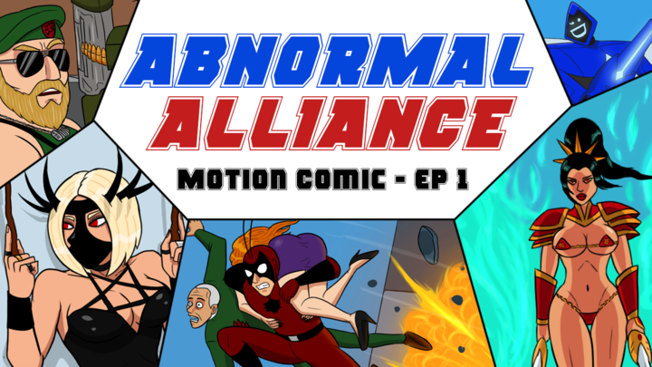 Abnormal Alliance - Chapter 1 - Motion Comic