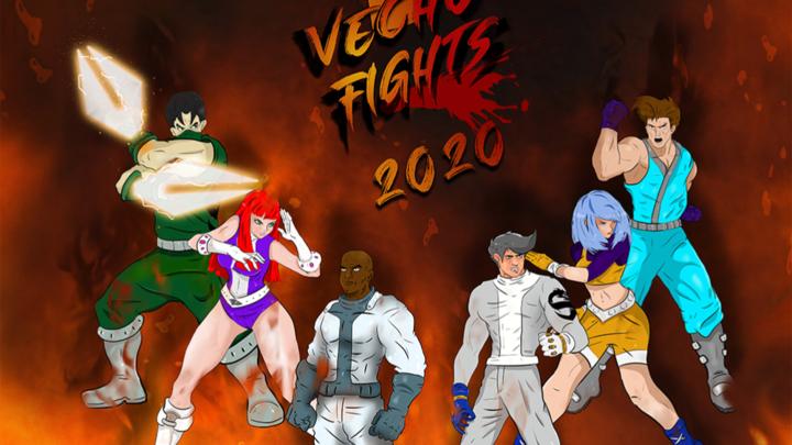 Vecho Fights prototype 1.6