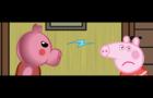 (commission) Peppa vs. Piggy