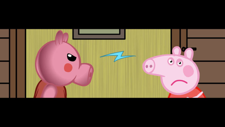 (commission) Peppa vs. Piggy