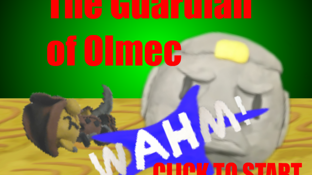 The Guardian of Olmec