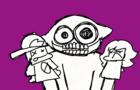 Friday Night Funkin' - Monster/Lemon Demon Animation
