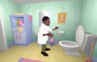 AVGN Investigates the toilet