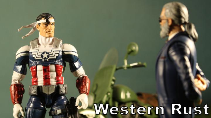 Western Rust | StopMotion