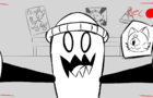 Video Game Addiction (Pilot Episode Animatic))