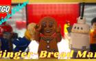 Gingerbread Mans Robot Adventure