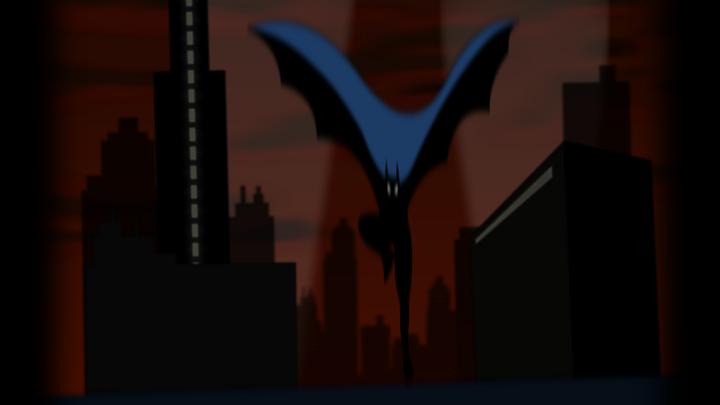 Batman Landing