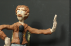 The Invisible Wall   Short Stop Motion Animation