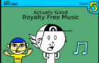 Actually Good Royalty Free Music