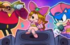 Sonic Meets Friday Night Funkin' ~ Rap Battle Showdown