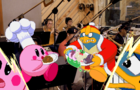 Kirby Superstar: Gourmet Race - Uptempo Big Band Cover (The 8-Bit Big Band)